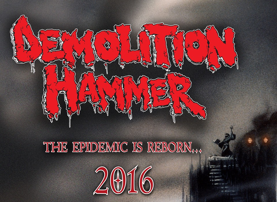 Demolition Hammer 2