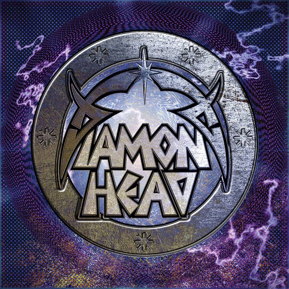 Diamond Head self-titled album