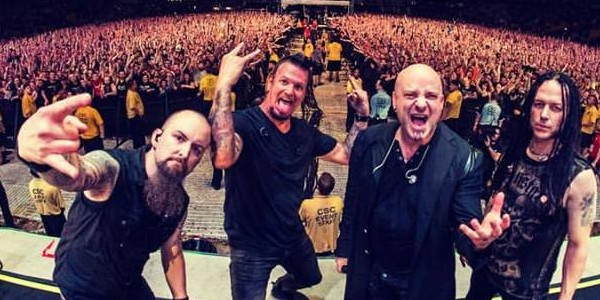 Disturbed band pic