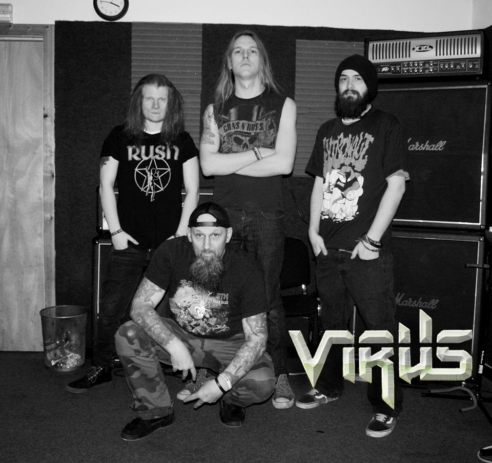 Virus band pic