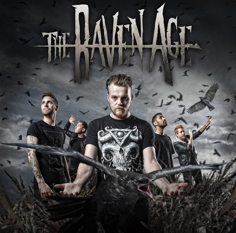 The Raven Age band pic