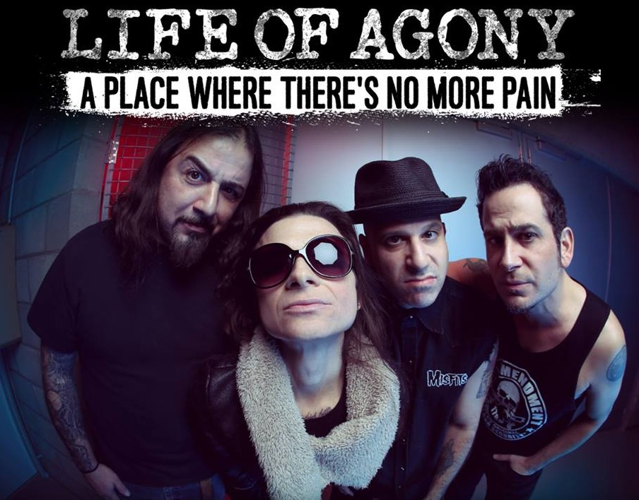 Life Of Agony A Place....