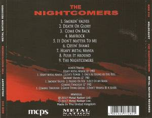 The Nightcomers re-release