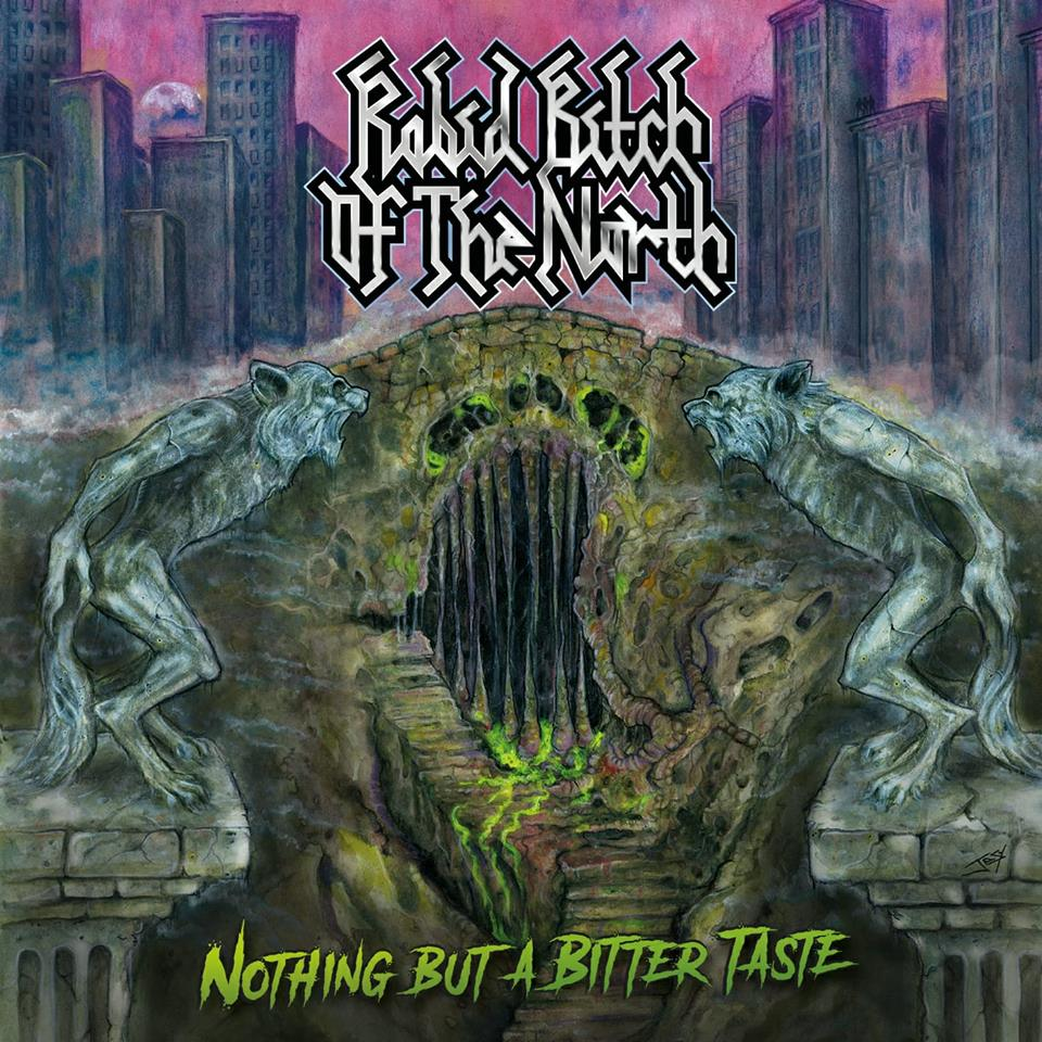 Rabid Bitch Of The North - Nothing...
