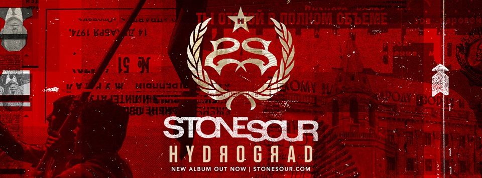 Stone Sour - Hydrorad - banner